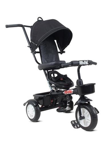 Rival Rv501 Hiper Bike Ebeveyn Kontrollü 3 Tekerli Çocuk Bisikleti Siyah